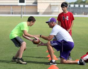 Florence Football camp