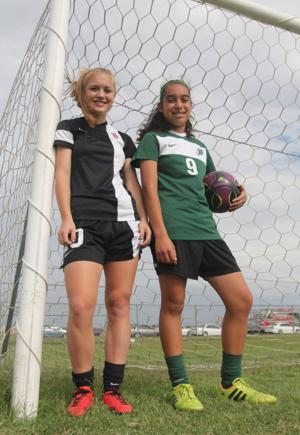 All-Area Co-Newcomers of the Year