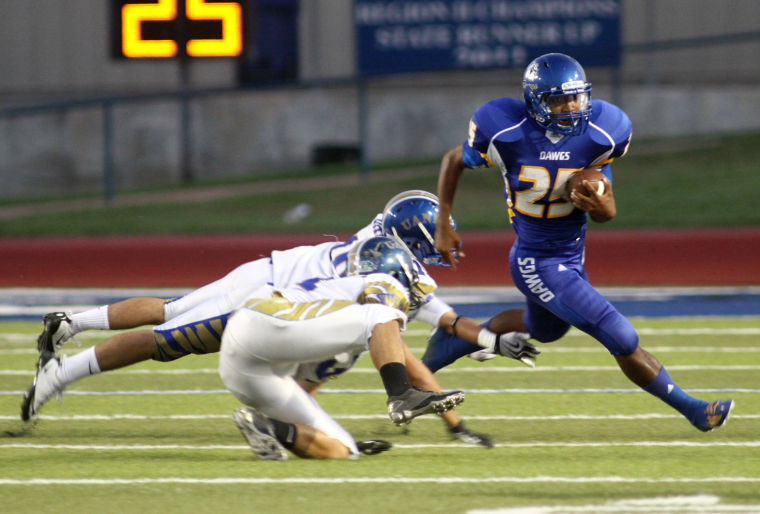 Football: Copperas Cove v. UANL