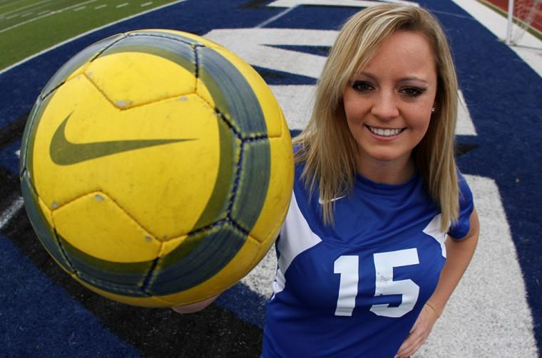Cove Girls Soccer: Shelbie Letzer