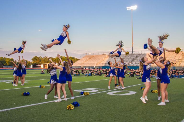 Schools open new year with a bang at Spirit Spectacular