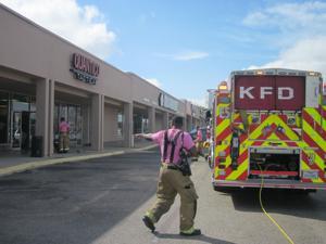440 Plaza evacuation