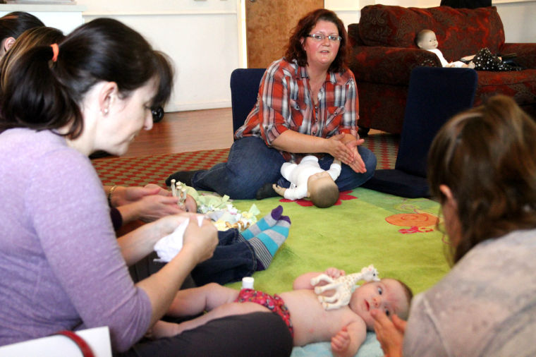 Infant Massage Class