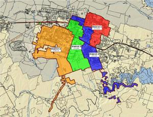 Census shows Killeen's council districts unbalanced
