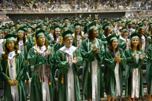 Ellison High graduation