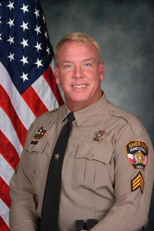 Vigil held for slain Texas sheriff's deputy; governor offers $15,000 award in death case
