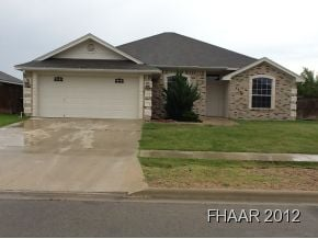 Available Now! Beautiful four bedroom, two bath home with a