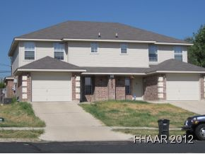 Awesome investment! Fully occupied duplex in Killeen situated minutes from