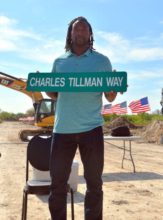 Charles Tillman Way