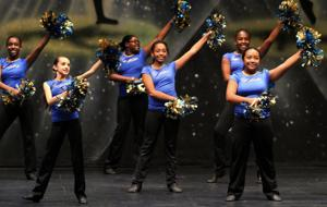 Copperettes Spring Show