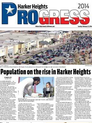 Progress 2014 - Harker Heights brought to you by The Killeen Daily Herald.