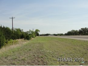 30.41 acres with road frontage. All the areas checked other