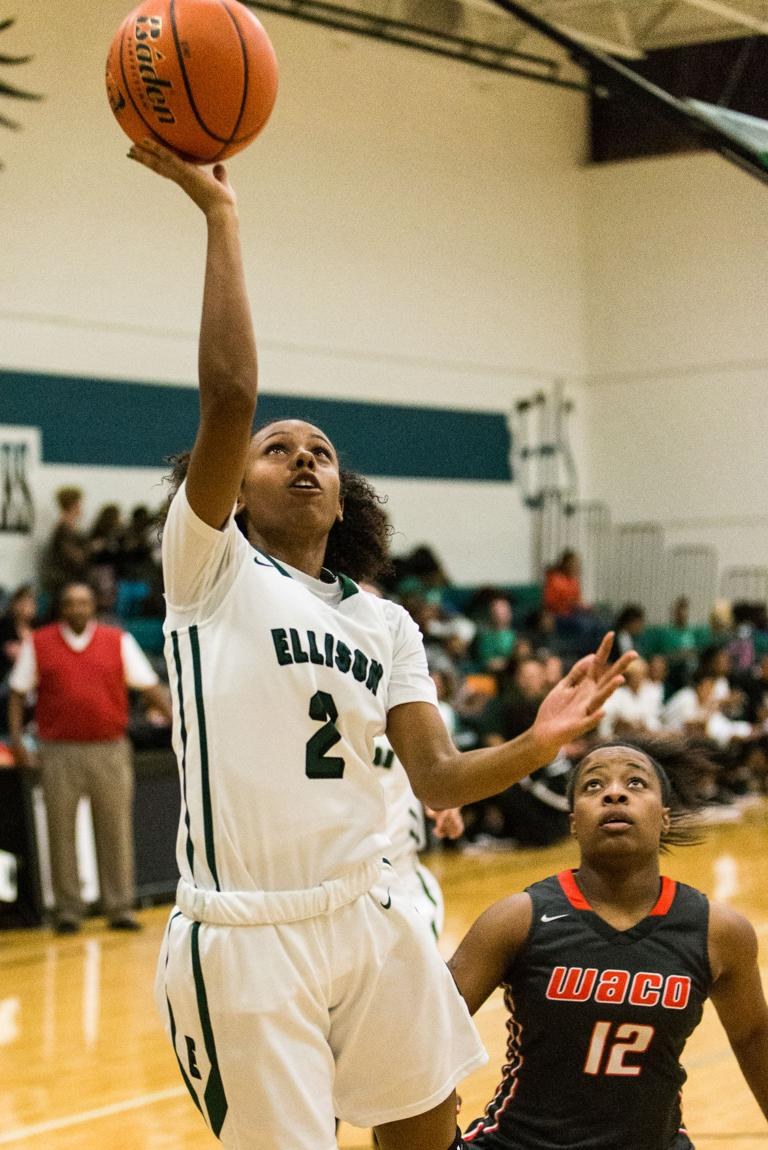 GIRLS BASKETBALL: Ellison pounds Waco, 68-33, moves to 6-1