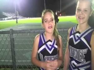 Florence cheerleaders interviewed about new coach