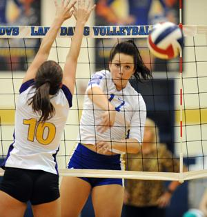 VOLLEYBALL: Cove rallies from 2-0 deficit to beat 4A-No. 13 Liberty Hill