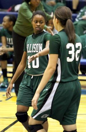 Ellison girls edge Cove