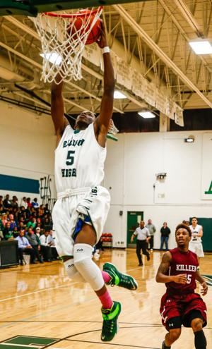 Ellison v Killeen Basketball Boys