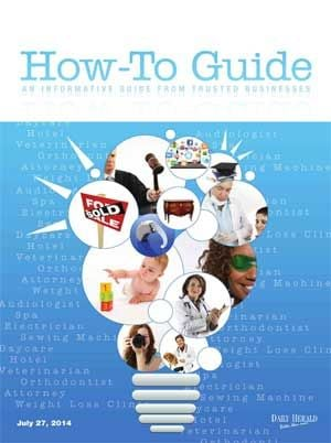 How To Guide publication by the Killeen Daily Herald