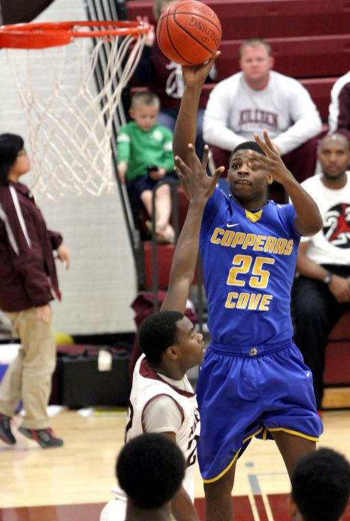 Cove trounces Killeen 70-41