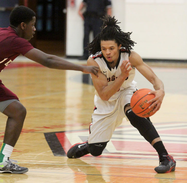 Harker Heights vs Killeen Boys Basketball
