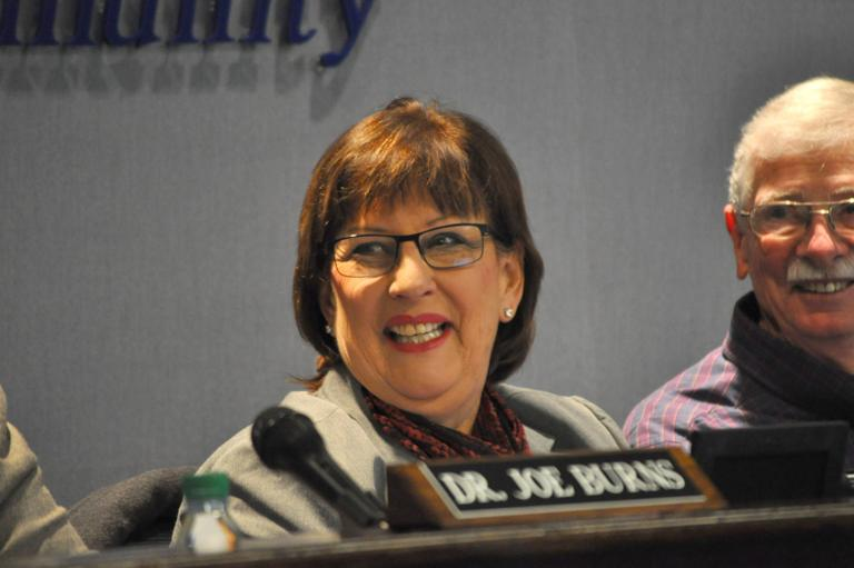 Board president rolls out road map for school district