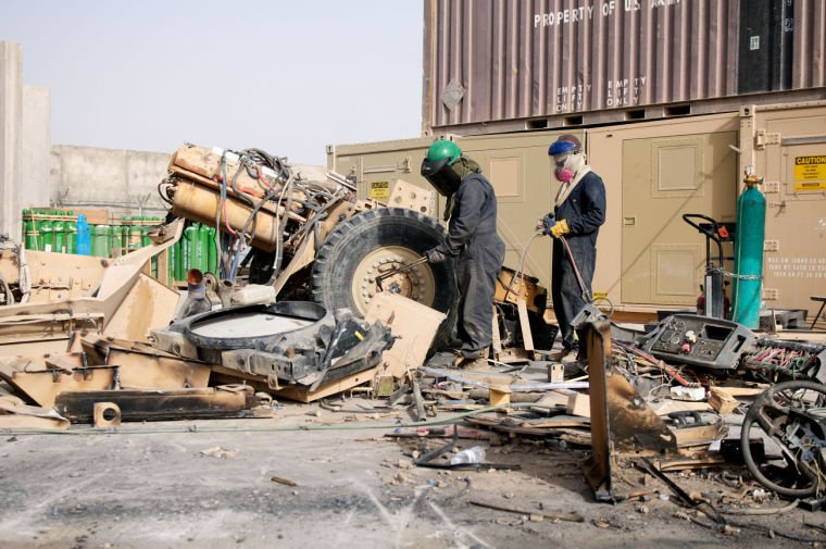 Drawdown in Afghanistan