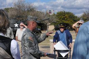 UT Forum visits Fort Hood