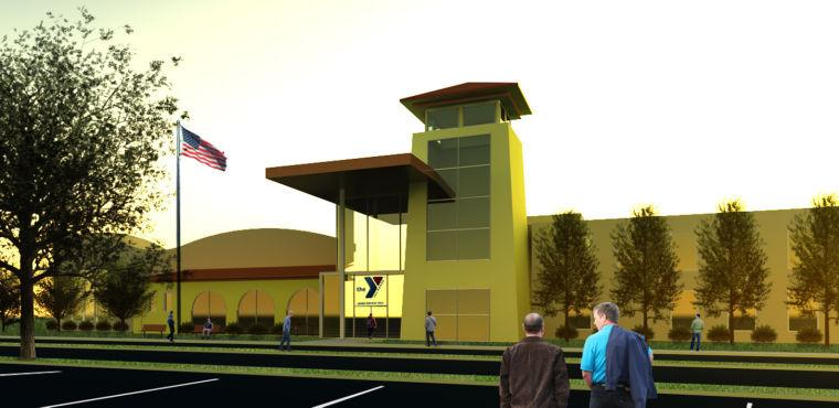 Armed Services YMCA concept