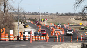 FM 116 Road Construction