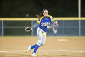 Shoemaker at Copperas Cove Softball
