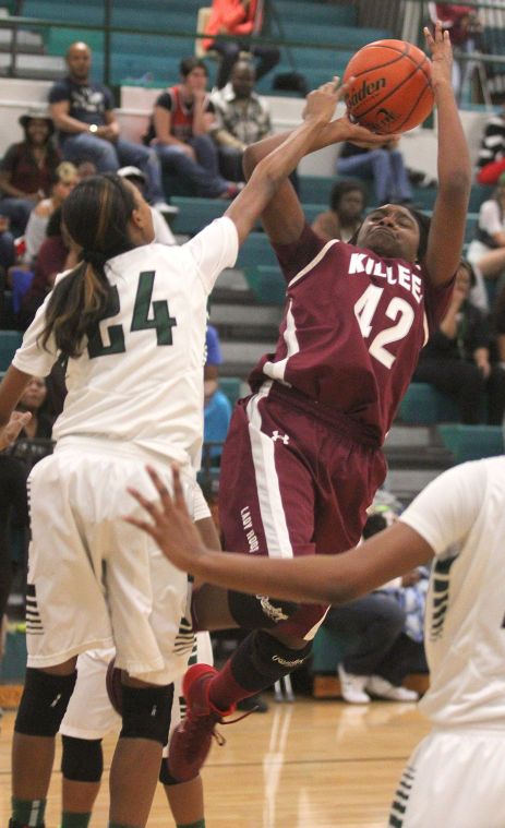 Girls Basketball: Ellison v. Killeen