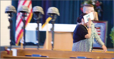3rd Brigade honors its fallen