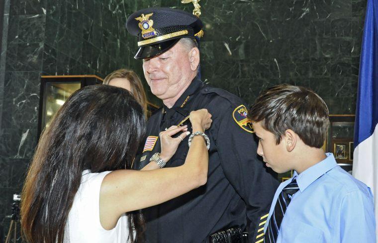 Laredo's new police chief