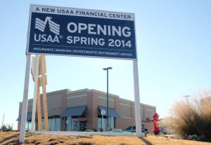 Financial center looks to open in the spring