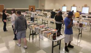 Harker Heights Book Sale