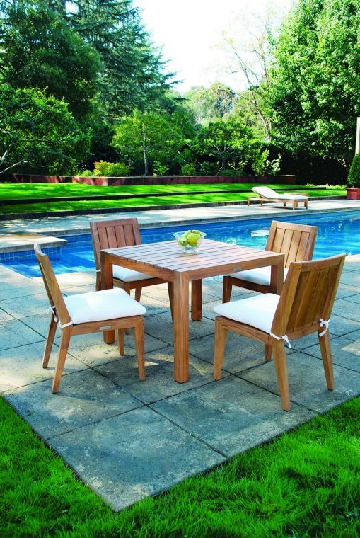 Staying power of outdoor furniture