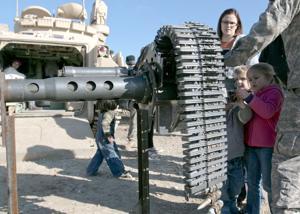 Family gunnery
