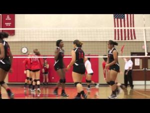 Salado vs Harker Heights Volleyball