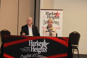 Harker Heights seat 4 candidates