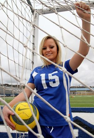 Cove Girls Soccer: Shelbie Letzer