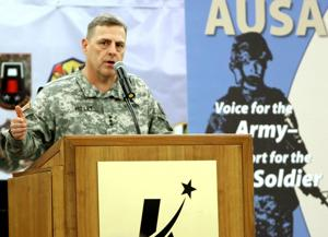 AUSA Fort Hood Chapter holds membership meeting