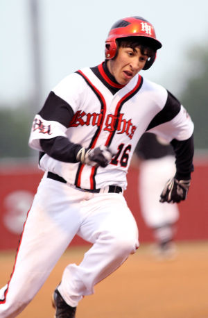 Heights edges Mansfield 2-1 in game 1