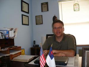 Pastor David Whitley