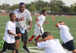 Hometown Heroes Football Camp