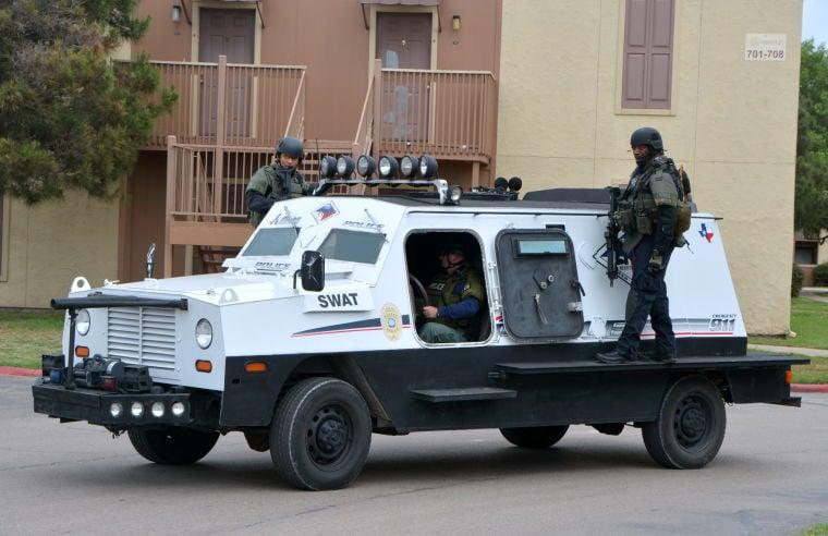 Killeen SWAT vehicle