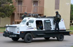 Killeen SWAT vehicle