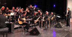 Temple Jazz Orchestra