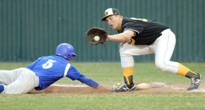 Gatesville vs Lampasas Baseball
