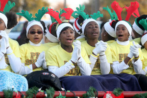 Killeen Christmas Parade