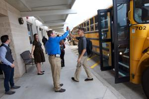 KISD first day